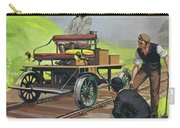 Railway Automobile Carry-all Pouch