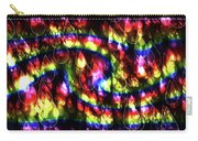 Rainbow Bokeh Raindrops Carry-all Pouch