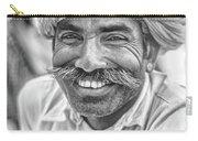Rajput High School Teacher Bw Carry-all Pouch