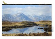 Rannoch Moor In Winter Carry-all Pouch