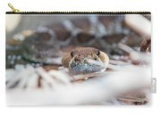 Rattle Snake Carry-all Pouch