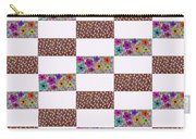 Rectangular Patchwork Carry-all Pouch