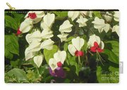 Red And White Surprise 2 Carry-all Pouch