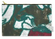 Red Detachment Of Women Painting Carry-all Pouch