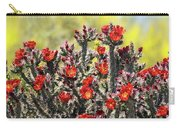 Red Hot Cholla  Carry-all Pouch