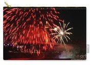 Red Over Niagara Falls Carry-all Pouch