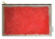 Red Pillow, Decorative. Ameynra Home Decor Carry-all Pouch