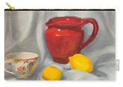 Red Pitcher Carry-all Pouch