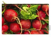 Red Radishes Carry-all Pouch