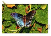 Red-spotted Purple Butterfly 017 Carry-all Pouch