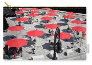 Red Umbrellas 2 Carry-all Pouch