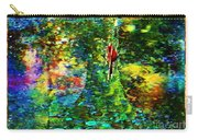 Redbird Singing Songs Of Love In The Tree Of Hope Carry-all Pouch
