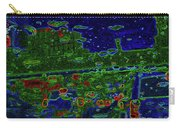Reflections Of A Green Land Carry-all Pouch