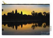 Reflections Of Angkor Carry-all Pouch