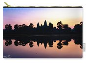 Reflections Of Angkor Wat - Siem Reap, Cambodia Carry-all Pouch