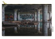 Reflections Of Decay Carry-all Pouch