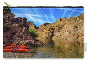 Reflections On The Colorado River Carry-all Pouch