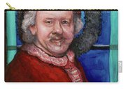 Rembrandt Santa Carry-all Pouch
