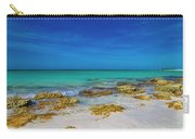Remote Beach Paradise Turks And Caicos Carry-all Pouch