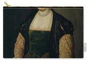 Retrato De Mujer   Carry-all Pouch