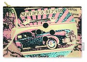 Retro Roadvival Carry-all Pouch