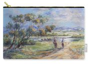 Return To Myall Creek Carry-all Pouch by Ryn Shell