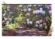 Rhododendron Garden Carry-all Pouch