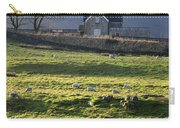 Ribblehead Station And Ingleborough North Yorkshire Carry-all Pouch