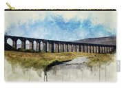 Ribblehead Viaduct Carry-all Pouch