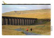 Ribblehead Viaduct In Late Autumn North Yorkshire Carry-all Pouch