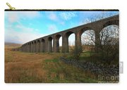 Ribblehead Viaduct On The Settle Carlisle Railway North Yorkshire Carry-all Pouch