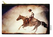 Riding The Light Carry-all Pouch
