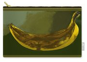 Ripened Banana Carry-all Pouch
