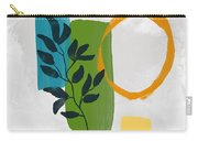Rising With The Sun 1- Art By Linda Woods Carry-all Pouch