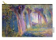 River Epte Giverny 1910  Carry-all Pouch
