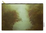River In Fog Carry-all Pouch