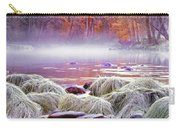 River In Yosemite Carry-all Pouch