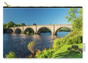 River Tay, Dunkeld, Perthshire Carry-all Pouch