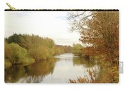 river Teviot at dusk Carry-all Pouch