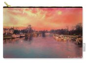 River Thames At Molesey Carry-all Pouch