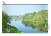 river tweed at Coldstream Carry-all Pouch