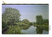 River Wey Carry-all Pouch