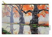 Riverside Trees Carry-all Pouch