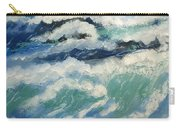 Roaring Ocean Carry-all Pouch