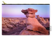 Rock Formations, Bisti Badlands, New Carry-all Pouch