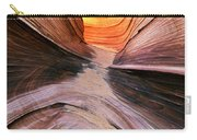 Rock Formations, Vermillion Cliffs Carry-all Pouch