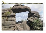 Rock Gate In The Nature Reserve Broumov Walls Carry-all Pouch