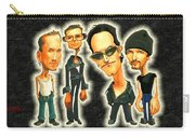 Rock N' Roll Warriors - U2 Carry-all Pouch
