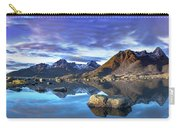 Rock Reflection Landscape Carry-all Pouch