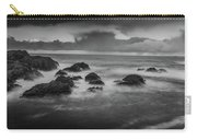Rocks In The Storm Carry-all Pouch